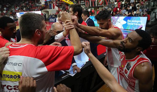 Legabasket LBA 9^giornata 2019-20: c'è Openjobmesits Varese - Umana Reyer Venezia col pensiero alla città di San Marco allagata