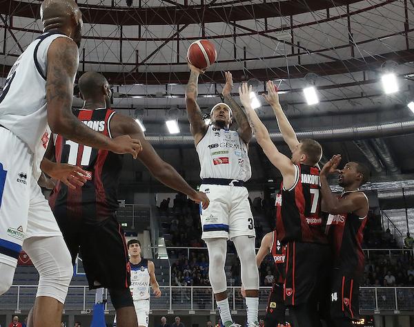 Legabasket LBA 8^giornata 2019-20: due tempi per rifiatare e due per vincere, la Leonessa si prende il lunch match con la Openjobmetis