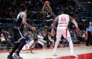 Legabasket LBA 7^giornata 2019-20: il derby della Via Emilia tra Grissin Bon Reggio Emilia e la Segafredo Virtus Bologna è il piatto forte di domenica 3 novembre