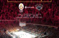 7DAYS EuroCup #Round6 2019-20: inizia il girone di ritorno e Trento è di scena ad Istanbul vs il Galatasaray