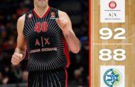 Turkish Airlines Euroleague #Round9 2019-20: l'Olimpia Milano si regala una notte magica e mantiene la vetta della classifica