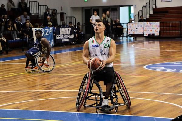 Basket in carrozzina #SerieAFipic 1^giornata 2019-20: vittorie per Santo Stefano, Briantea84, Giulianova, e Santa Lucia Roma