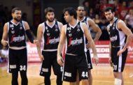 Legabasket LBA 7^giornata 2019-20: la Regina della Via Emilia è la Virtus Bologna che regola al PalaBigi la Grissin Bon 59-79