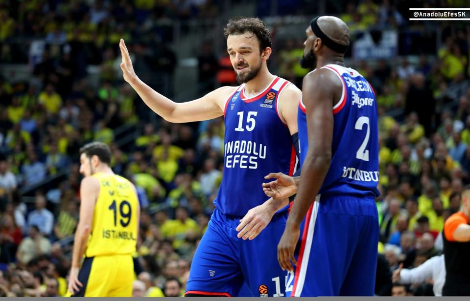 Turkish Airlines Euroleague #Round13 2019-20: all'Anadolu il derby di Istanbul in un turno senza sorprese