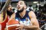 Legabasket LBA 12^andata 2019-20: è stata una gran bella sfida Happy Casa Brindisi vs Dinamo Sassari anche in Terzo Tempo