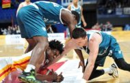 LBA Legabasket 15^andata 2015-19: bruttissima aria in casa Carpegna Pesaro dopo la sconfitta interna con la S.Bernardo-Cinelandia Cantù