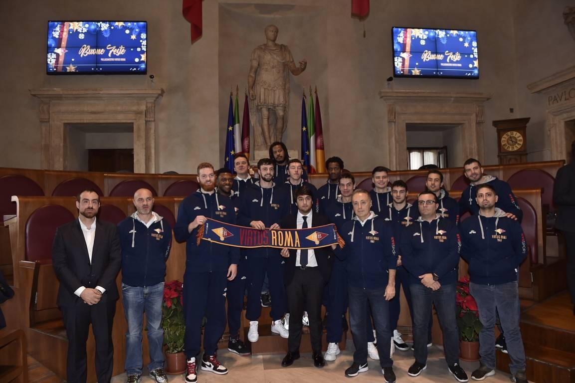 LBA Legabasket 2019-20: qualche considerazione sulla Virtus Roma