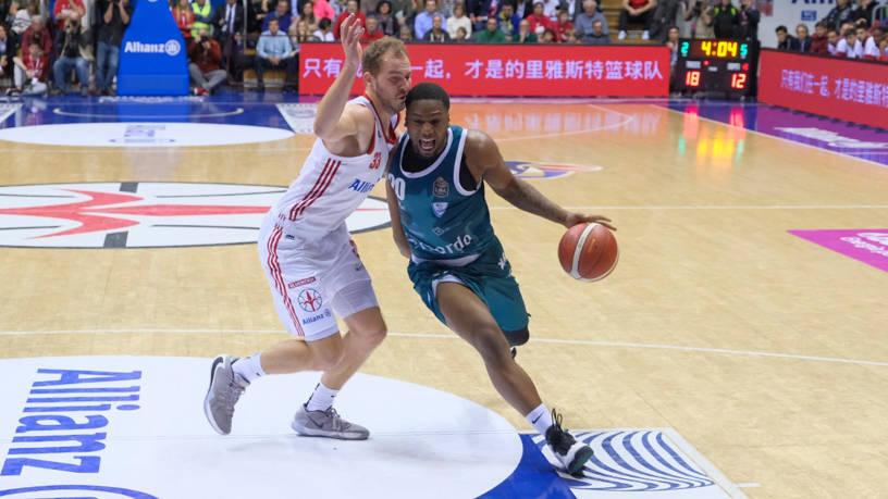 Legabasket LBA 14^andata 2019-20: Cantù fa il colpo a casa di Trieste che è in crisi