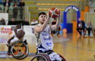 Basket in carrozzina #SerieAFipic 6^andata 2019-20: facile successo dell'UnipolSai Briantea84 nel derby vs SBS Montello per 71-31