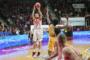 Legabasket LBA 13^andata 2019-20: Mekel consegna la vittoria alla Grissin Bon Reggio Emilia sull'Allianz Trieste a 2