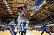 LBA Legabasket 16^andata 2019-20: l'Happy Casa Brindisi vola alle F8 di Coppa Italia dopo il successo sulla Dè Longhi Treviso