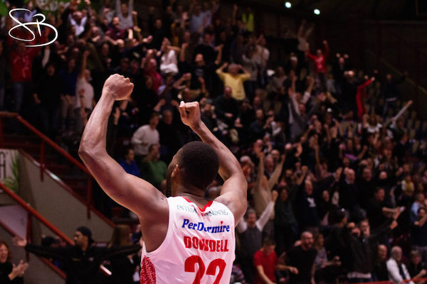 Legabasket LBA 13^andata 2019-20: l'OriOra Pistoia cerca punti in casa con la Vanoli Cremona