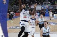 LBA Legabasket 15^andata 2019-20: trema per 20' di gioco la Germani Basket Brescia ma poi accellera battendo la Vanoli Cremona 91-76