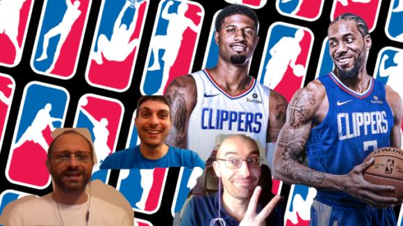 NBA 2019-20: è online per voi il 9° Episodio di