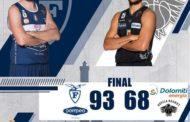 Legabasket LBA 12^andata 2019-20: la Pompea Fortitudo Bologna annienta Trento nell'anticipo del sabato sera