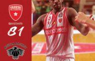 Legabasket LBA 16^andata 2019-20: triple, triple, triple e la Dolomiti Energia Trentino vince in casa della Openjobmetis Varese