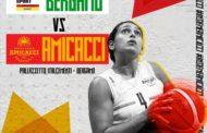 Basket in carrozzina #SerieA Fipic 4^andata 2019-20: scivolone della DECO Group Amicacci vs Bergamo per 58-53