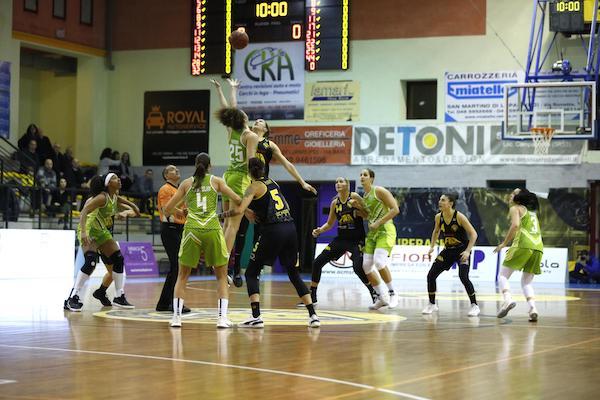 Lega Basket A1 Femminile 10^andata 2019-20: grande vittoria di Ragusa a San Martino e di Costa Masnaga su Empoli
