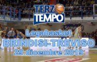 LBA Legabasket 16^andata 2019-20: ecco l'ultimo Terzo Tempo del decennio con la vittoria di Brindisi vs Treviso