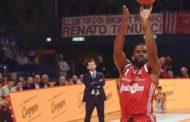 LBA Legabasket 2^ritorno 2019-20: il 58% da 3 della Grissin Bon Reggio Emilia condanna la Dolomiti Energia Trentino