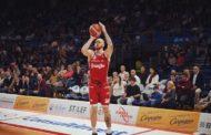 LBA Legabasket 3^ritorno 2019-20: concretezza e panchina gli strumenti della Grissin Bon Reggio Emilia per superare l'Acqua S.Bernardo-Cinelandia Cantù