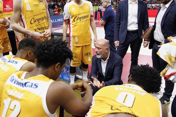 LBA Legabasket 17^andata 2019-20: in Carpegna Prosciutto Pesaro-Allianz Trieste speranze diverse