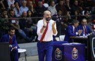LBA Legabasket 2^ritorno 2019-20: bentornato a Trento coach Maurizio Buscaglia