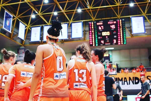 Lega Basket A1 Femminile 13^andata 2019-20: Schio campione d'inverno - in attesa del recupero di Ragusa con Costa Masnaga - Battipaglia batte ed aggancia Bologna