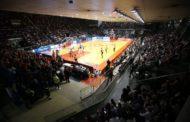 LBA Legabasket 1^ritorno 2019-20: la Grissin Bon Reggio Emilia attende la Leonessa con voglia di reagire