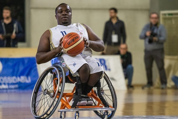 Basket in carrozzina Mercato #SerieAFipic 2020-21: Sebastiao Nijman torna in Olanda dopo un anno in UnipolSai Briantea84