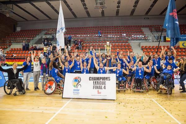 IWBF Preliminary Round Champions League 2019-20: gli avversari di Giulianova e Porto Torres