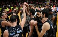 LBA Legabasket 17^giornata 2019-20: la Dolomiti Energia Trentino chiude il girone d'andata vs la capolista Virtus Bologna