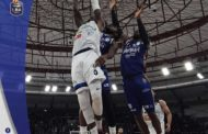 LBA Legabasket 3^ritorno 2019-20: la Germani Basket Brescia cade in casa vs l'Happy Casa Brindisi in un match importante in chiave playoffs