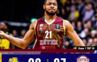 7DAYS Eurocup Top 16 #Round1 2019-20: male al debutto la Reyer Venezia che cede in trasferta vs l'EWE Oldenburg