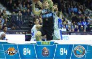 LBA Legabasket 2^ritorno 2019-20: la Vanoli Cremona passa con fatica sul campo della Dé Longhi Treviso
