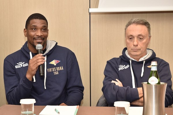 LBA Legabasket mercato 2019-20: James White presentato dalla Virtus Roma
