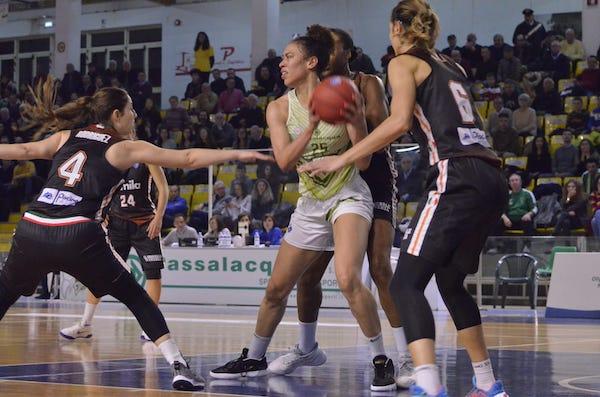 Lega Basket A1 Femminile 3^ritorno 2019-20: infinita Ragusa supera ancora Schio ed è prima