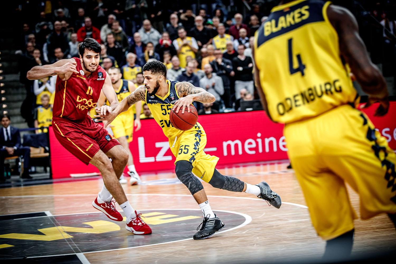 7DAYS Eurocup Top16 #Round1 2019-20: la Reyer Venezia affronta in Germania l'EWE Oldenburg