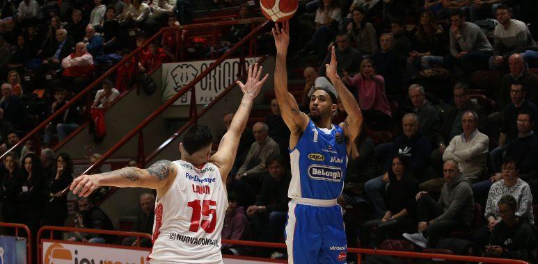 Legabasket LBA 3^ritorno 2019-20: OriOra Pistoia vs Dé Longhi Treviso, ancora una serata no per i biancorossi