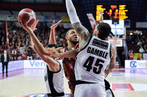 LBA Legabasket 3^ritorno 2019-20: la Reyer Venezia s'inchina alla superiorità di una Virtus Bologna eccellente
