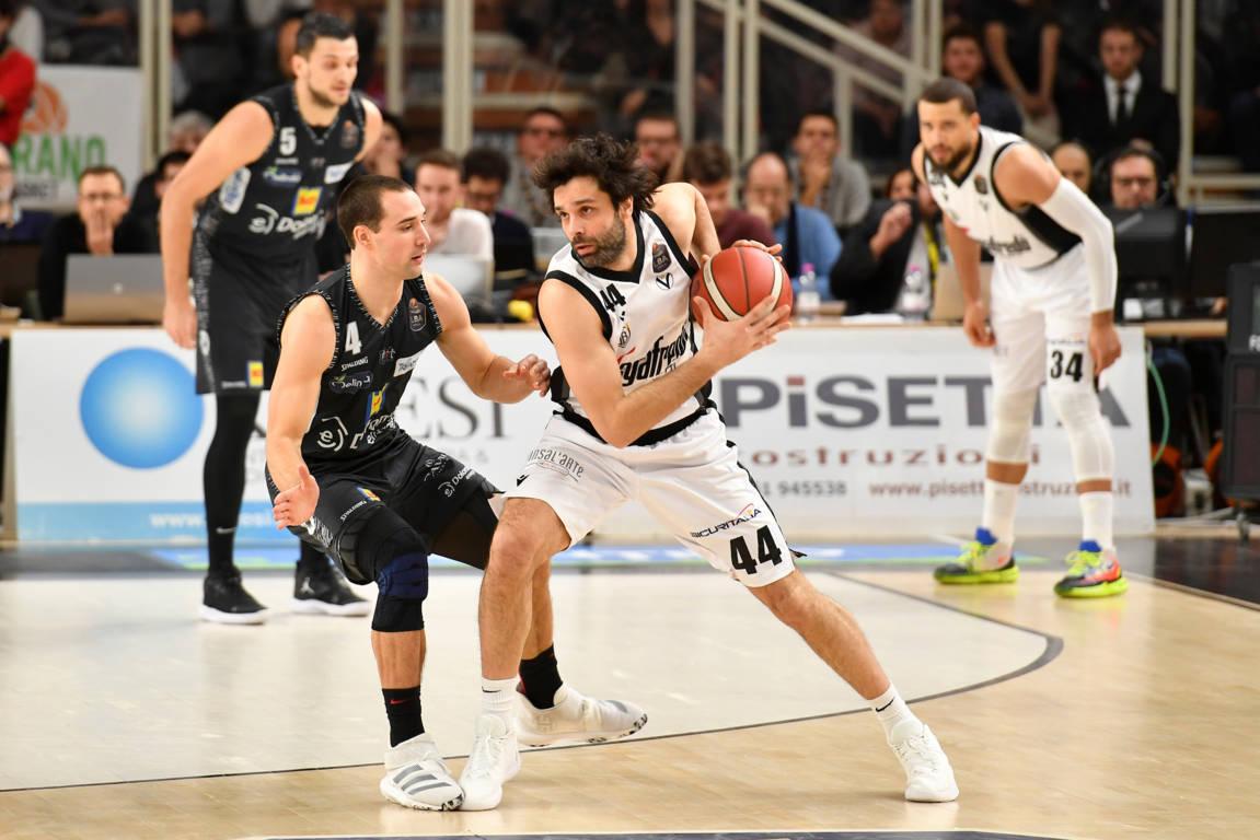 7DAYS EuroCup Top 16 #Round3 2019-20: secondo derby fratricida tocca però alla Dolomiti Energia Trentino vs la Virtus Bologna