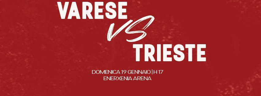 LBA Legabasket 2^ritorno 2019-20: Openjobmetis Varese per dare corpo alla risalita come l'Allianz Trieste