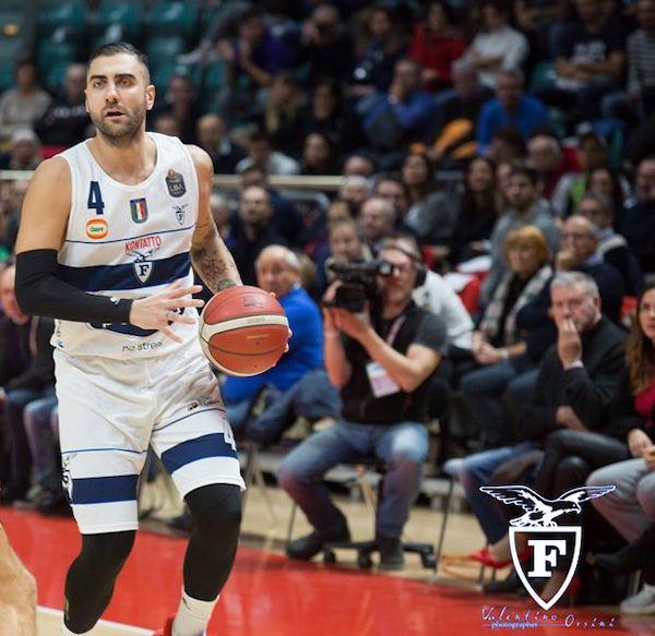 LBA Legabasket 5^ritorno 2019-20: Pompea Fortitudo imbattibile in casa per una Virtus Roma limitata ma combattiva
