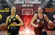 A1 Femminile 5^ritorno 2019-20: il derby tra Fila San Martino  e Reyer Venezia caratterizza la seconda parte della giornata