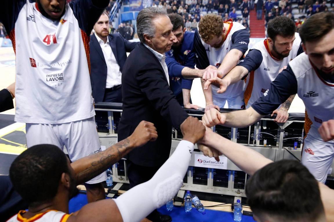 LBA Legabasket 4^ritorno 2019-20: la Virtus Roma deve arginare l'emorragia di sconfitte vs l'OriOra Pistoia e non solo...