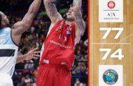 LBA Legabasket 5°ritorno 2019-20: Milano si aggrappa a Micov e fa suo il primo atto della doppia sfida con Cremona
