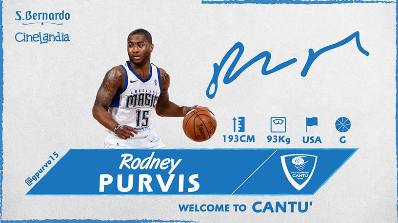 LBA Legabasket Mercato 2019-20: ancora Cantù protagonista con l'arrivo della guardia Rodney Purvis