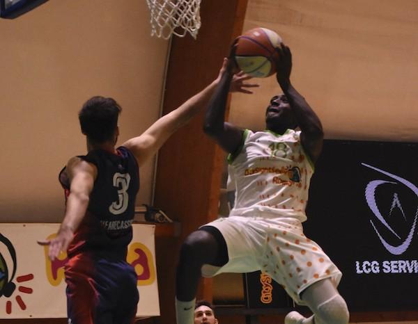 Serie B Old Wild West girone D 5^ritorno 2019-20: la Citysightseeing Palestrina riceve il Basket Scauri