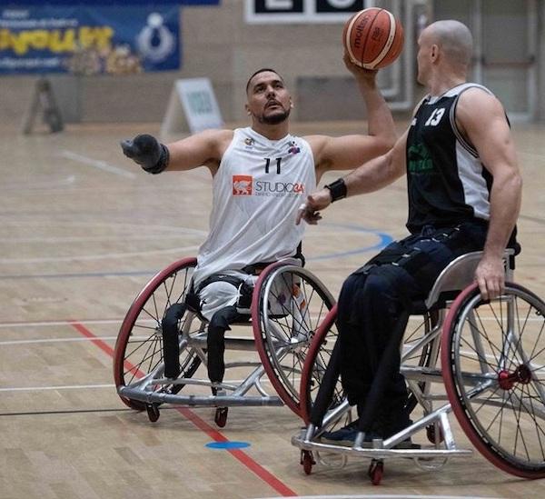 Basket in carrozzina #Serie A Fipic 4^ritorno 2019-20: Roma-Cantù ma anche Sassari-Porto Torres