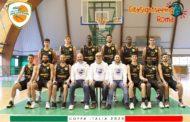 Serie B Old Wild West girone D 5^ritorno 2019-20: facile la capolista Citysightseeing Palestrina sul Basket Scauri